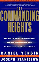 The Commanding Heights: New Reality of Economic Power