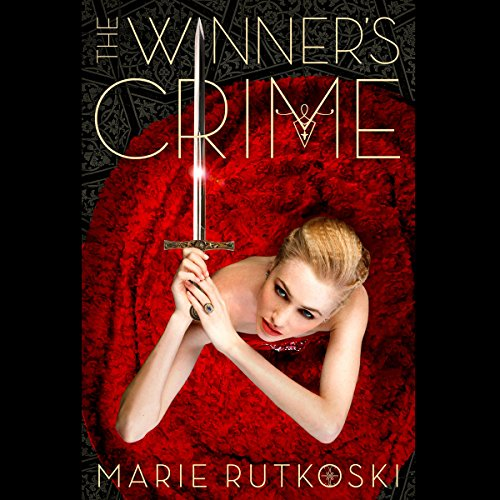 Couverture de The Winner's Crime