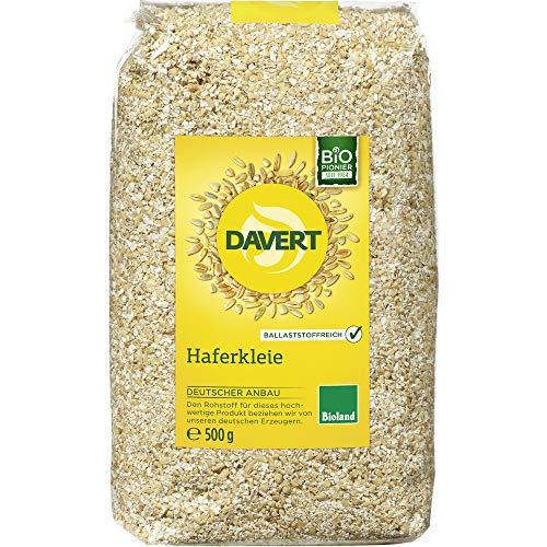 Davert Mühle Bio Haferkleie (1 x 500 gr)