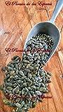 Semilla de Calabaza 1 Kg - semilla de Calabaza natural 100% 1000 grs