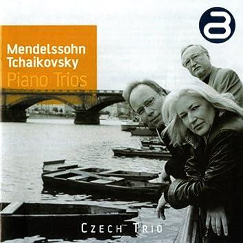 Mendelssohn & Tchaikovsky: Piano Trios