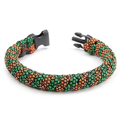 Paracorde 550 Bracelet pour Homme et Femme Rayures Core Taille M