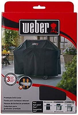 Weber 7130 Weber Genesis II Cover