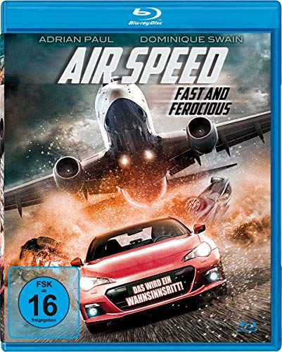 Air Speed - Fast and Ferocious (Blu-ray)