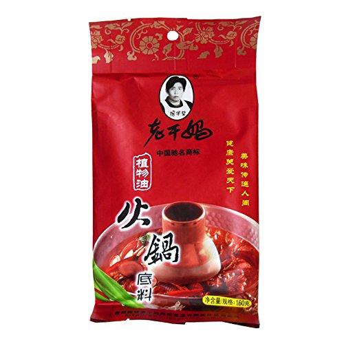 LAO GAN MA Würzige Suppen-basis für Hotpot