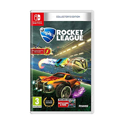 Rocket League: Collector's Edition (New Content Featuring The Flash) NSW [