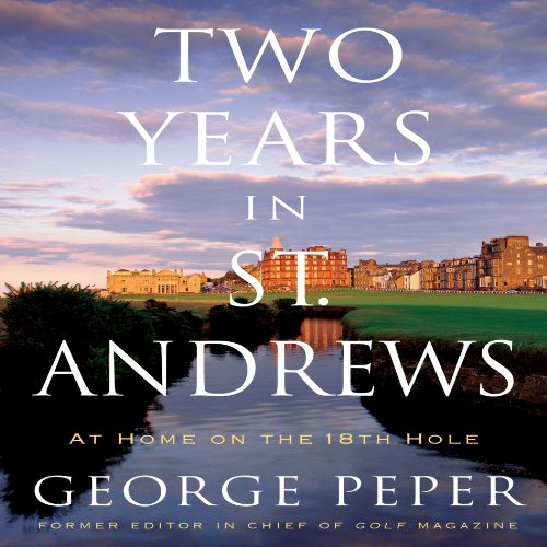 Two Years in St. Andrews cover art