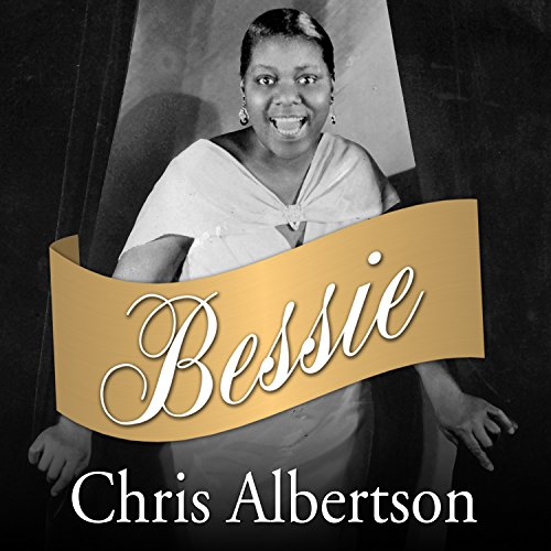 Bessie audiobook cover art