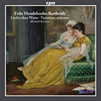 Lieder Ohne Worte by BARTHOLDY FELIX MENDELSSOHN (2012-04-24)