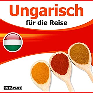 Ungarisch für die Reise Titelbild