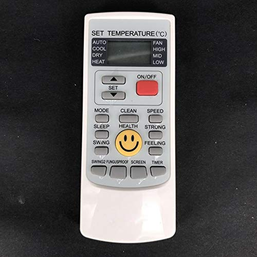 Davitu Remote Controls - air conditioning remote control For AUX YKR-H/209E air conditioning Fernbedienung YKR-H209E