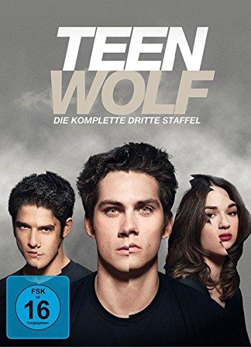 Teen Wolf - Staffel 3 (Softbox) [8 DVDs]