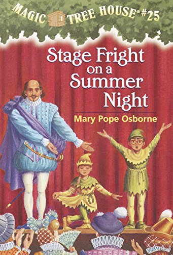 Stage Fright on a Summer Night (Magic Tree House (R))の詳細を見る