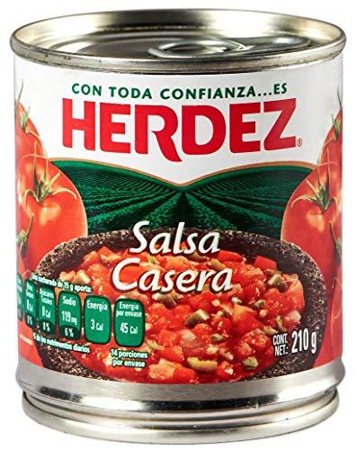 Salsa Casera - Herdez, 210g