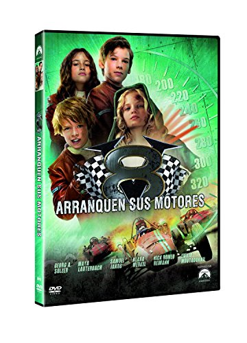 V8: Arranquen Sus Motores [DVD]