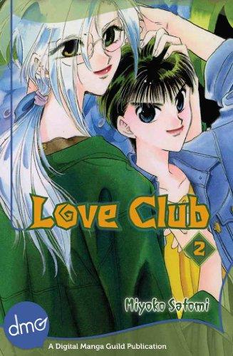 Love Club Vol. 2 (Shojo Manga) (English Edition)