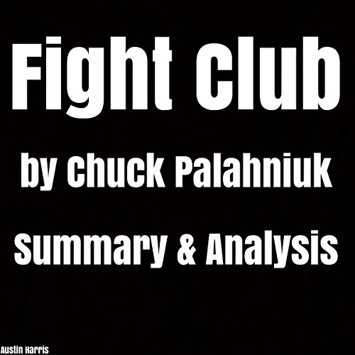 Fight Club by Chuck Palahniuk: Summary & Analysis Titelbild