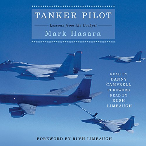 Tanker Pilot cover art