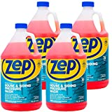 Zep House and Siding Pressure Wash Cleaner Concentrate 128 oz. (Case of 4) Construction Grade (ZUVWS128)