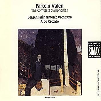 Fartein Valen: The Four Symphonies