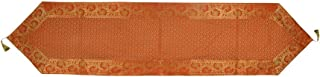 Lalhaveli Elegant Decorative Designer Silk Table Runner 72 x 16 Inch