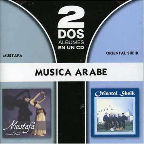 Musica Árabe - Mustafa, Oriental Sheik (original, sem riscos e sem manchas)