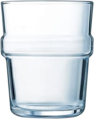 LUMINARC Acrobat Glass Tumbler Set of 6 (270 ml)
