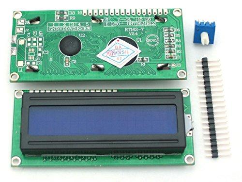 Adafruit Standard LCD 16x2 + extras