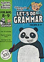 Let's do Grammar 8-9 (Lets Do)