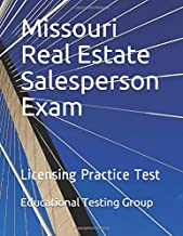 Missouri Real Estate Salesperson Exam: Licensing Practice Test