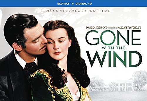 Gone with the Wind:75th Anniversary:UCE (+EC) (BD) (4Disc) [Blu-ray]
