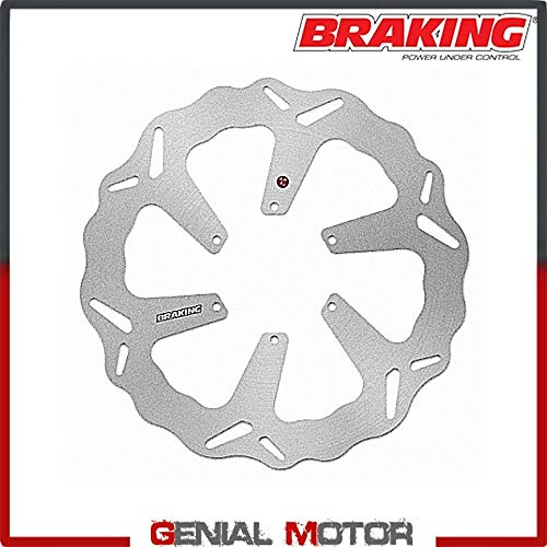 WF7109 Disco Freno Ant SX Braking W-FIX RS4 (J.Juan RC) 2011 > 2017