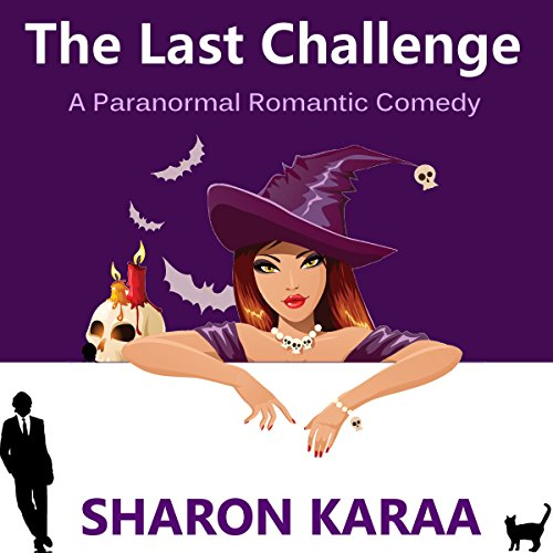 The Last Challenge audiobook cover art