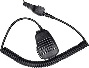 NX240v HQRP 2 Pin Micro-Auricular Micrófono para Kenwood NX420 NX220 NX340u