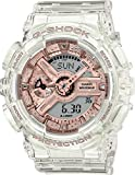G-Shock GMAS110SR-7A Clear/Rose Gold One Size