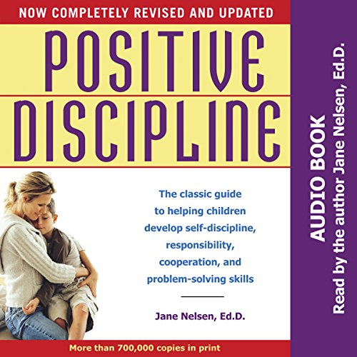 Positive Discipline audiobook cover art