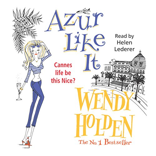 Azur Like It audiobook cover art