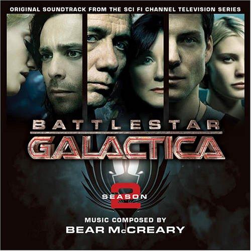 Battlestar Galactica: Season 2 (Original Soundtracks)