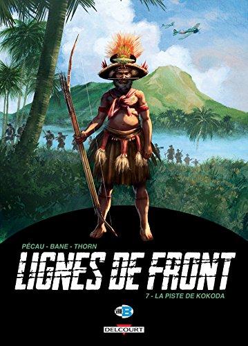 Lignes de Front T07: La Piste de Kokoda