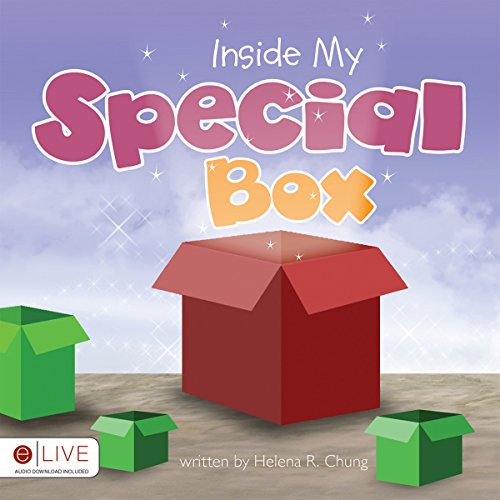 Inside My Special Box audiobook cover art