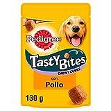 Pedigree Snack Tasty Mini para educar a tu perro sabor pollo y pato (Pack de 6 x 130g)