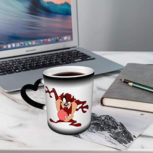 T-az Tasmanischer Teufel farbwechselnde magische Kaffeetasse