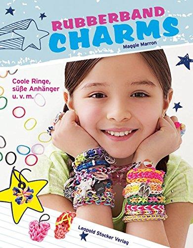 Rubberband Charms: Coole Ringe, süße Anhänger u. v. m.