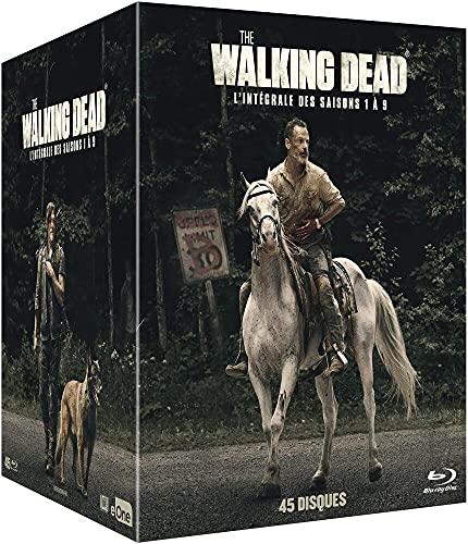 The Walking Dead-L'intégrale des Saisons 1 à 9 [Blu-Ray]