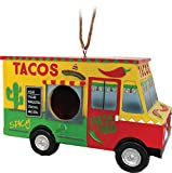 <span class='highlight'><span class='highlight'>Spoontiques</span></span> 10136 Taco Truck Bird House Multi-Coloured