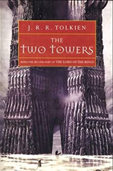 Paperback The Two Towers (The Lord of the Rings, Part 2) Book