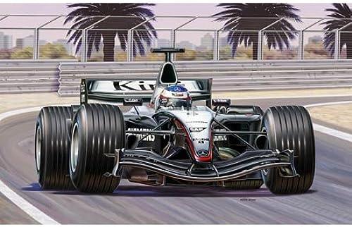 Revell - Maquette - Team Mclaren-Mercedes Mp4-20 - Echelle 1 24