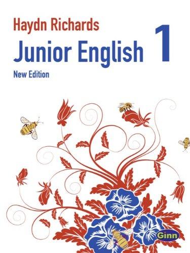 Junior English Book 1 (International) 2nd Edition - Haydn Richards