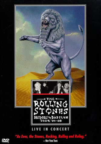 The Rolling Stones - Bridges to Babylon -  DVD, Bruce Gowers, Mick Jagger