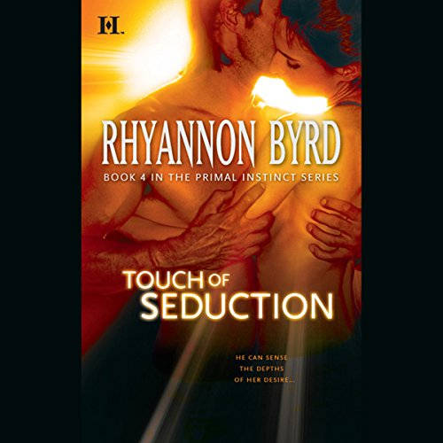 Touch of Seduction audiobook cover art